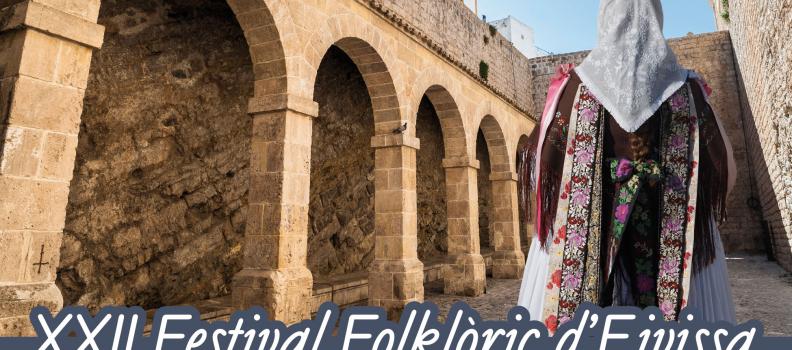 XXII Festival folklòric d'Eivissa MARE NOSTRUM